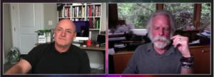 NASA Astronaut Scott Kelly interviews the Grateful Dead's Bob Weir