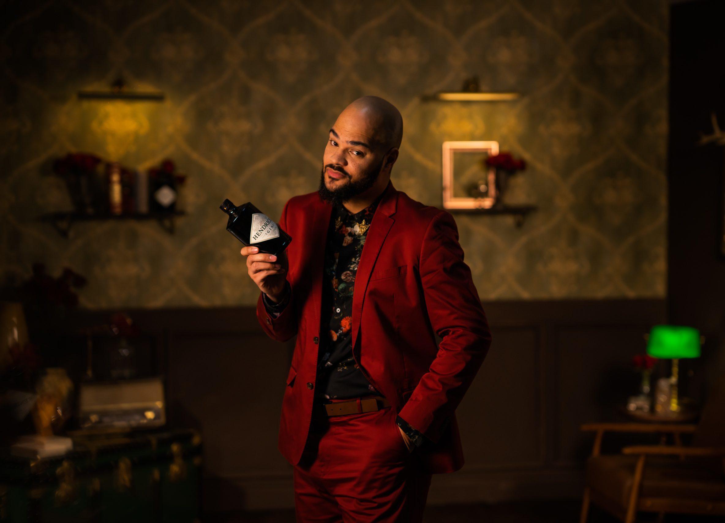 Vance Henderson - Hendrick's Gin