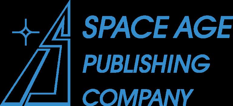 Space Age Publishing Company logo